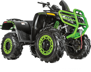 Arctic Cat Inventory